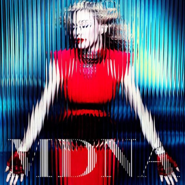 MDNA Édition régulière (1 cd)