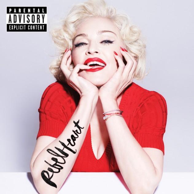 Album Rebel Heart Edition régulière (1 cd)