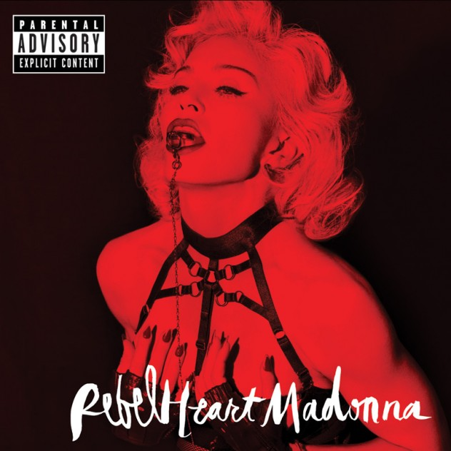 Album Rebel Heart Edition SuperDeluxe (2 cds)